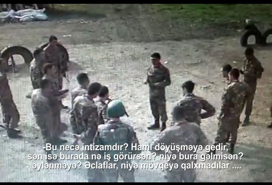 Division among Armenian Armed Forces - military volunteers leaving their positions (VIDEO)