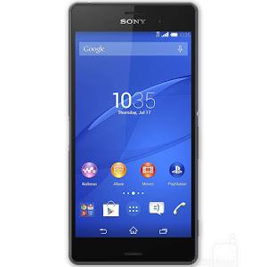 Sony Xperia Z3 (front)