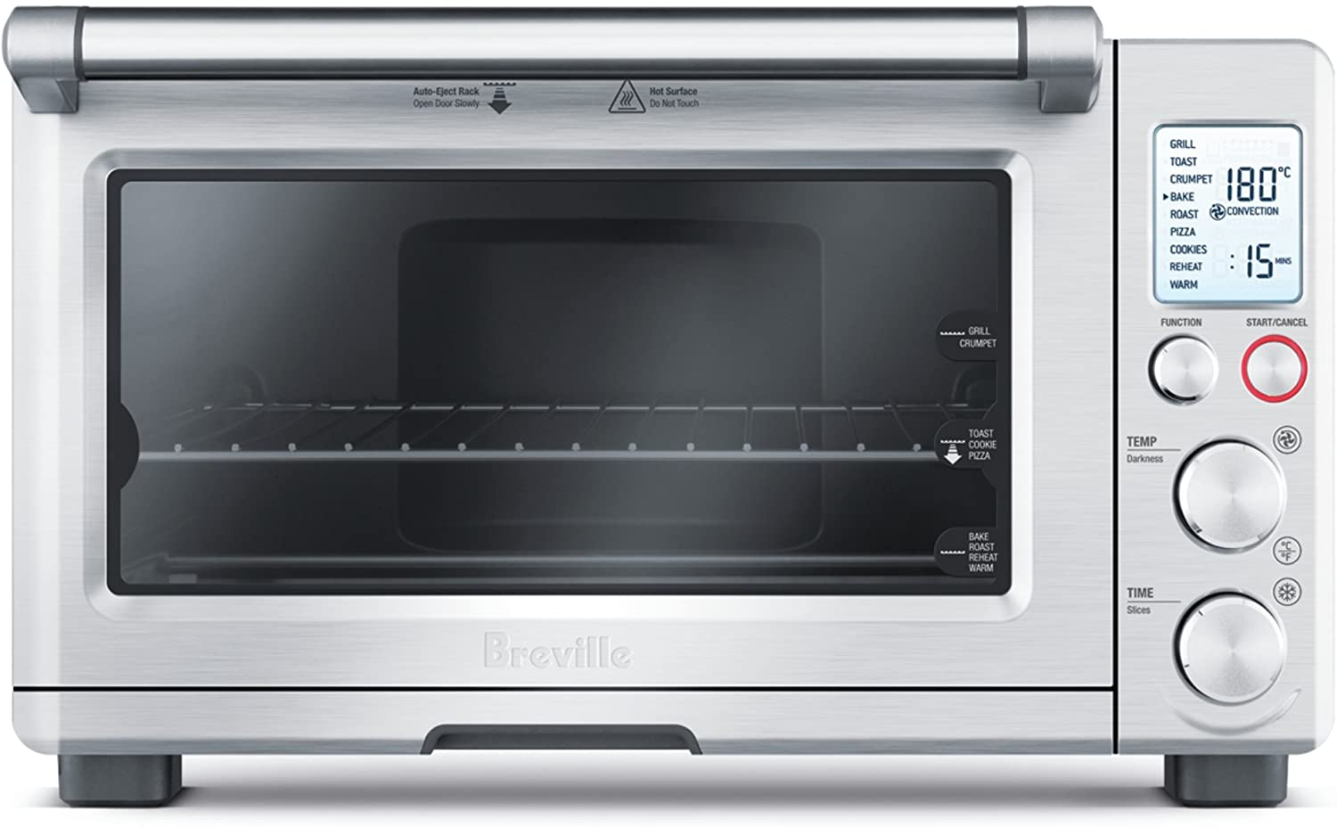 Review of Breville BOV800XL Smart Toaster Oven 3