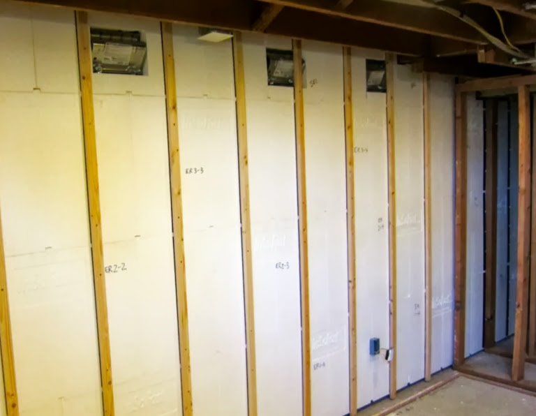 r-13 insulation 9 feet strips