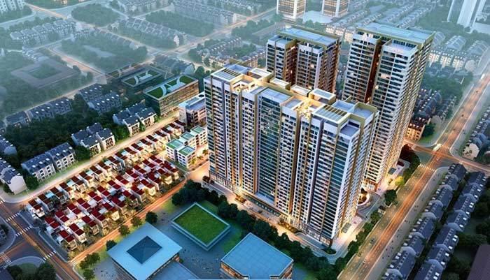 Thông tin dự án Aio City
