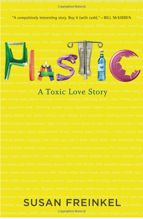 plastic a toxic love story book