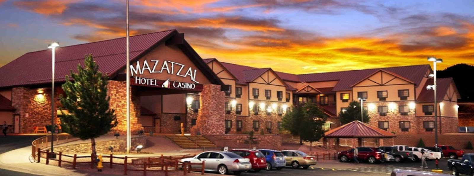 Mazatzal Mountains and Casino