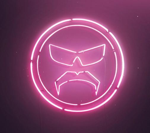 drdisrespect-logo-neon