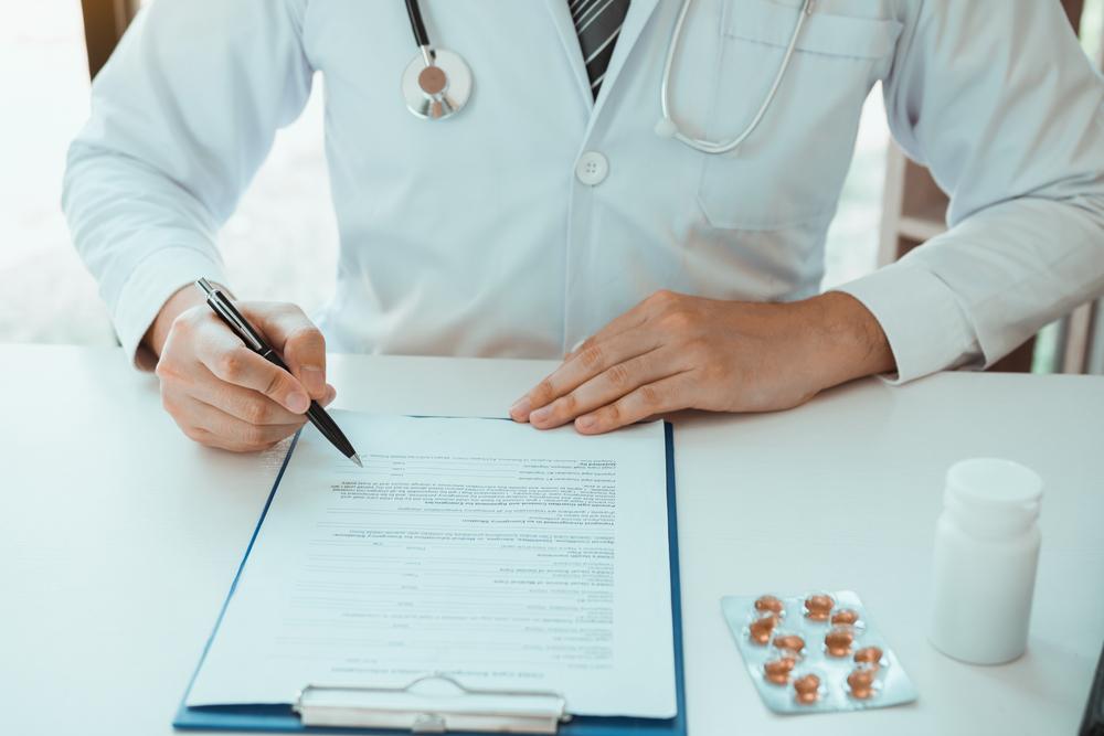 A Psiquiatria atua com prevenção, diagnóstico e tratamento de doenças mentais em geral, utilizando prescrição de medicamentos para o bem-estar do paciente. (Fonte: Shutterstock)