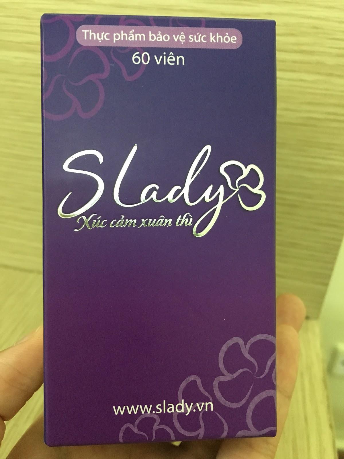Vỏ hộp của SLady