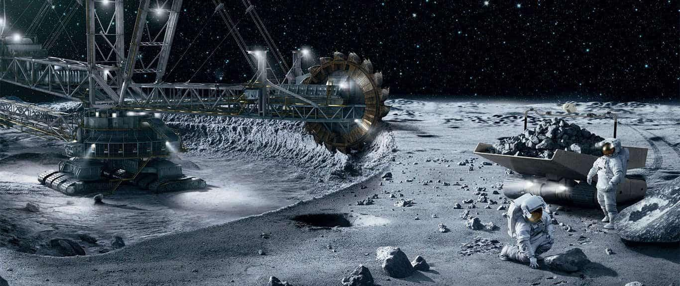 Space Mining: The Challenge of Governing Future Mining Frontiers - MMTA