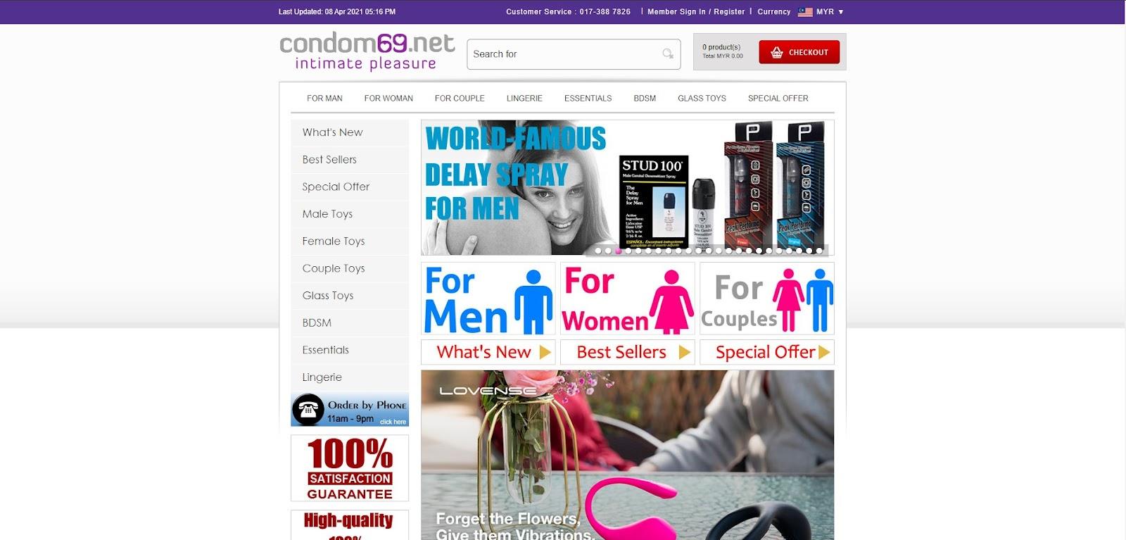 sex toys malaysia condom69