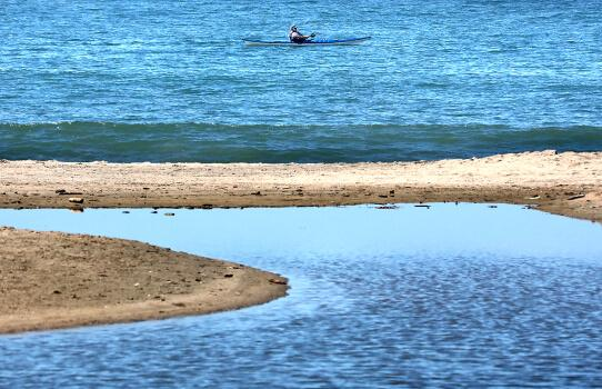 Twin Lake State Beach