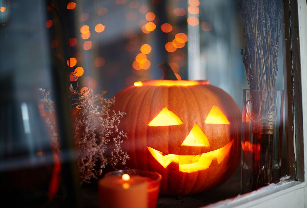 Decorate Your Home for Halloween!-image