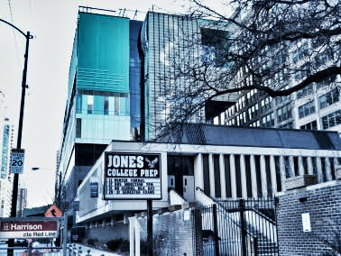 Jones College Prep South Loop