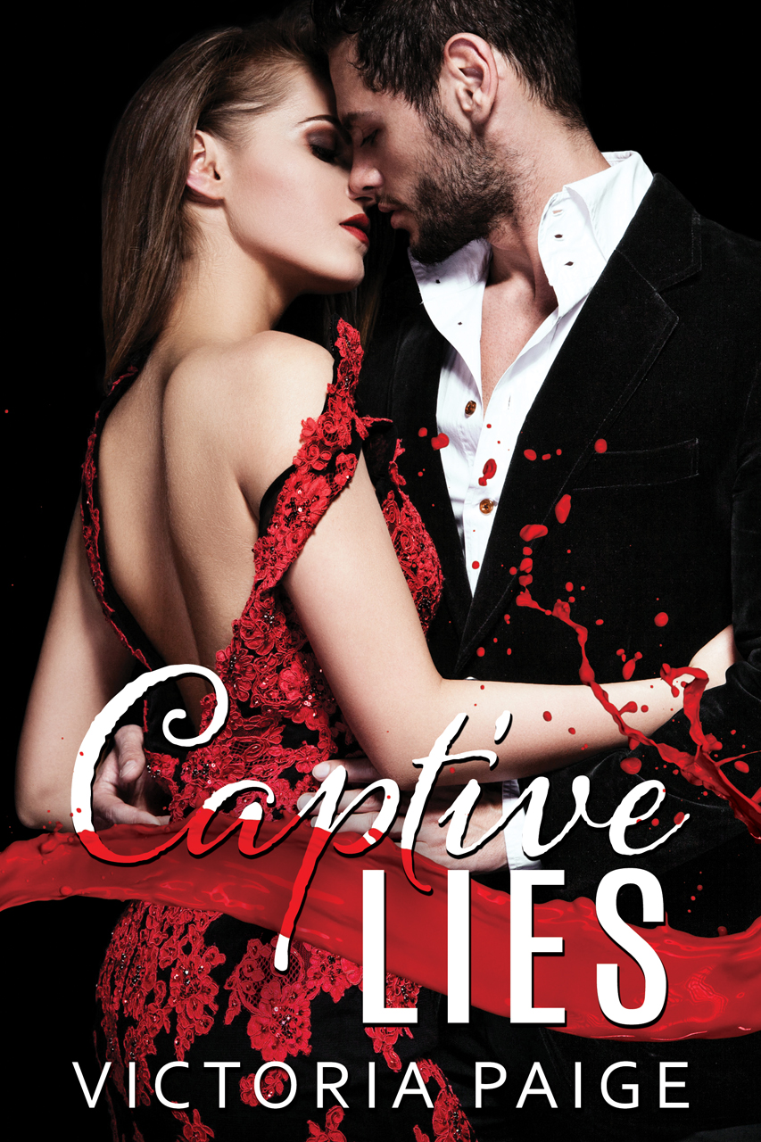 Cover Reveal: Captive Lies By Victoria Paige