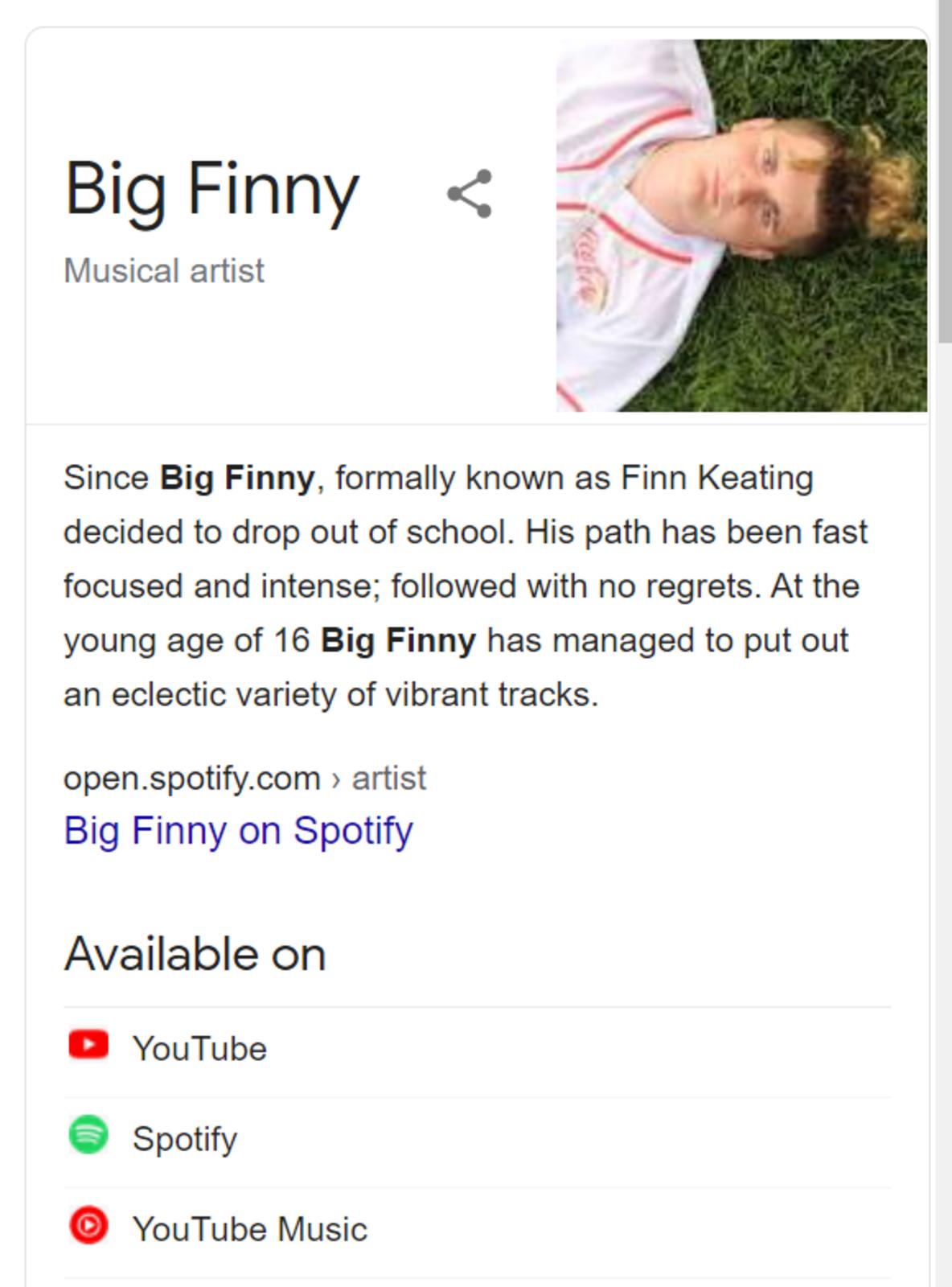 Big Finny