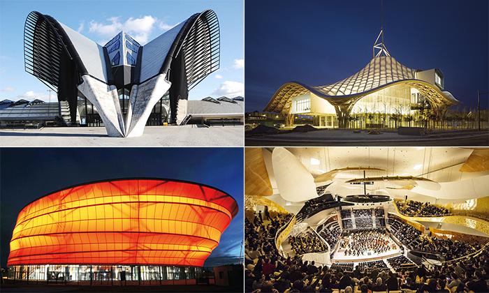 Dosis arquitectura obras maestras de la arquitectura for Arquitectura moderna