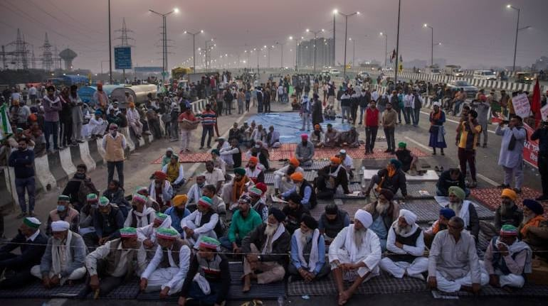 Farmers' Protest LIVE Updates: Women Farmers Take Centre Stage At Delhi  Protest Sites
