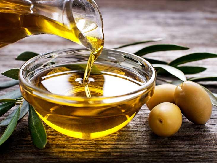 Thực phẩm tốt cho gan dầu oliu