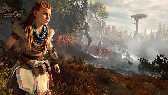 Календарь Ожидаемых Игр 2017 Horizon Zero Dawn