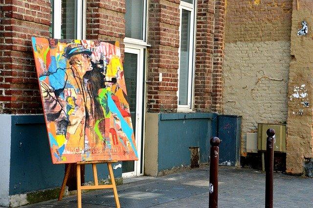 que faire à lille - street art
