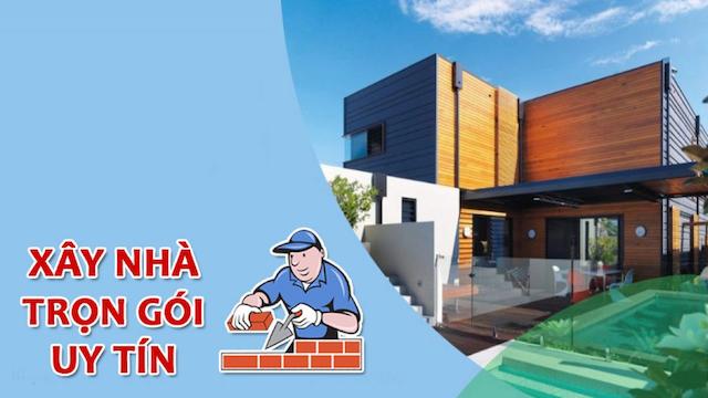 Dịch vụ xây nhà trọn gói tại Xây Dựng Nhật Trung có bảng báo giá minh bạch
