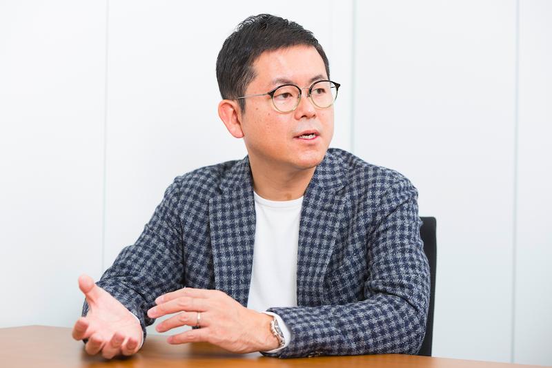 株式会社デコルテ 代表取締役 小林健一郎さん