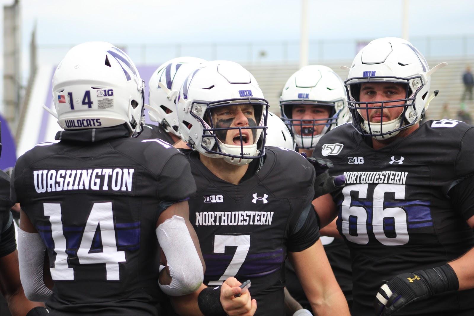 The Return Northwestern Big Ten To Resume Football Season Oct