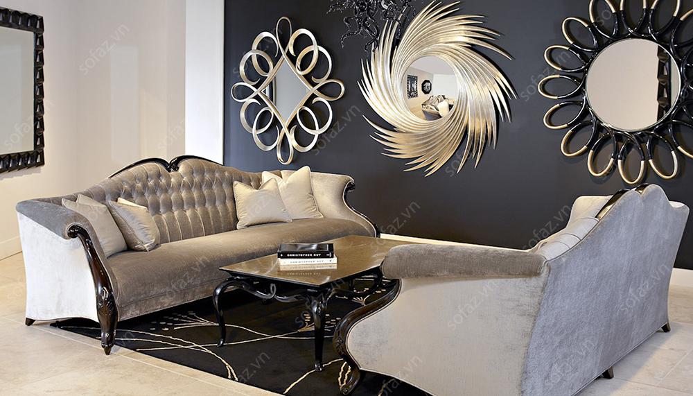 Câu chuyện của khách hàng: Sofa phòng khách gia đình yêu thích của anh Phong - Hà Nội