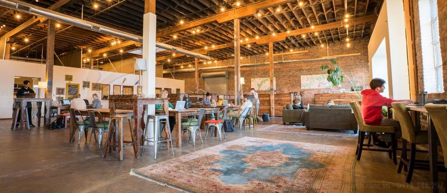 Xu hướng kinh doanh coworking space trên thế giới
