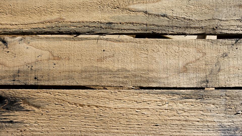 Wie viele Holzbalken hat eine Europalette?
