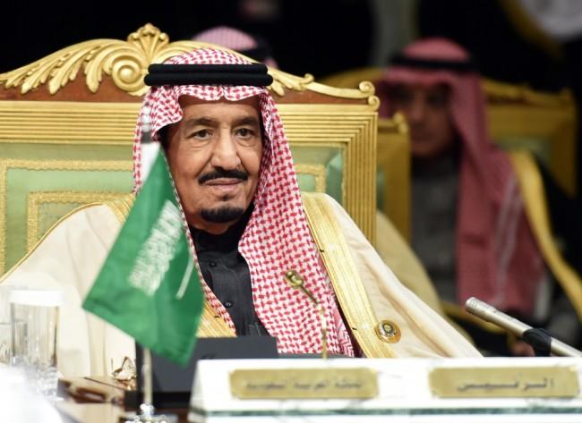 Король Саудовской Аравии Салман ибн Абдул-Азиз Аль Сауд. Фото AFP/Scanpix