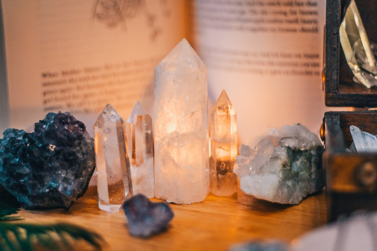 Choosing the Right Crystals for Healing