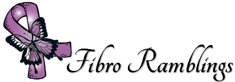 Fibro Ramblings blog logo