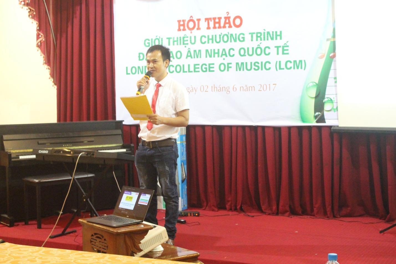 Hội Thảo Giáo Dục Âm Nhạc LCM Tại Trung Tâm ĐôRêMi Trà Vinh