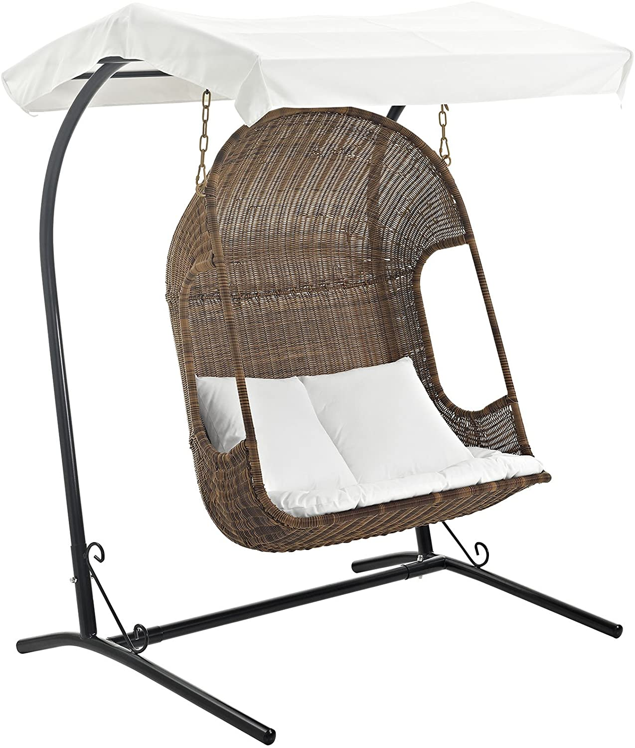 Top 10 hanging chairs for houses and gardens 2020 13