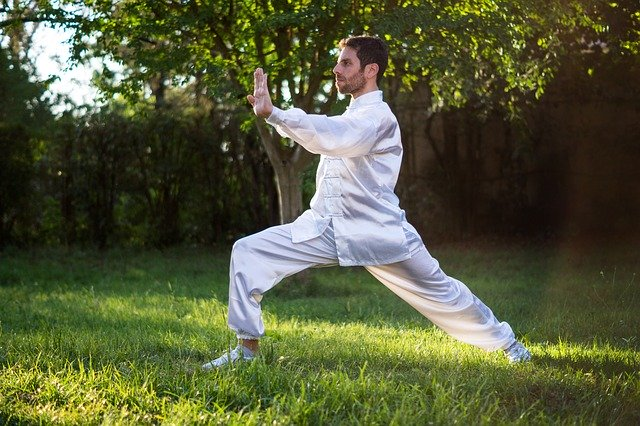Home martial arts training