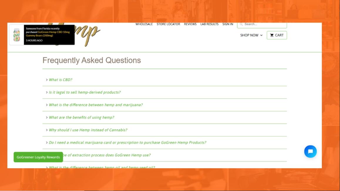cheap Shopify FAQ app