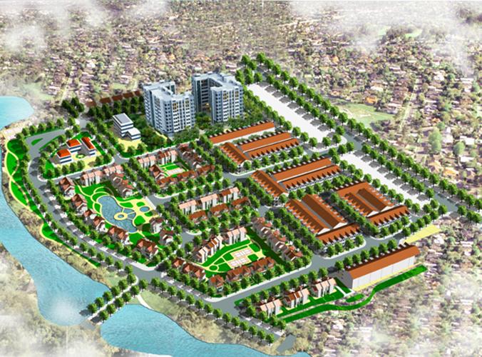Các thông tin chi tiết về khu đô thị chức năng tây mỗ hữu hưng