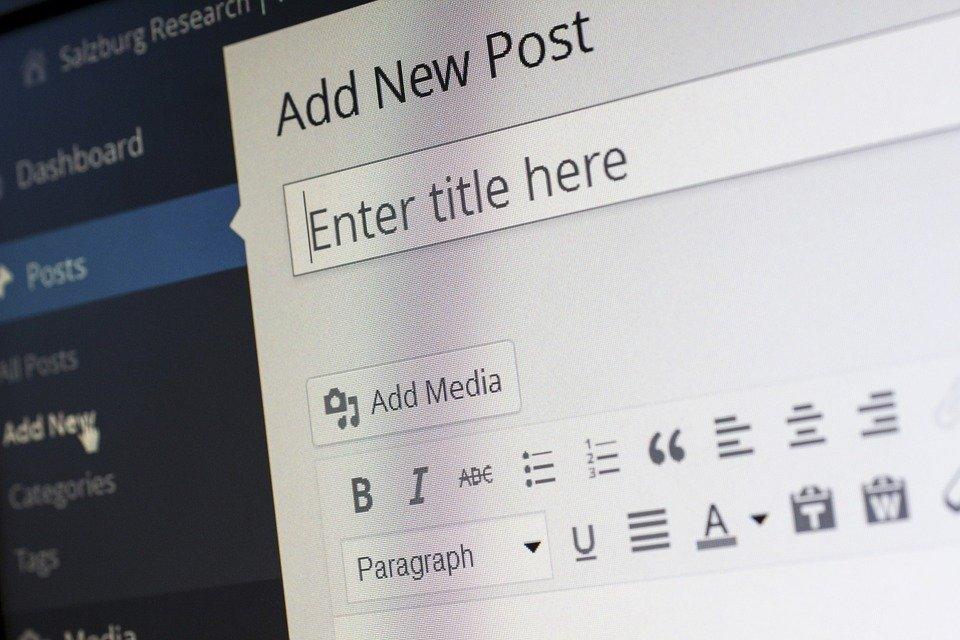 Wordpress, Blogging, Blogger, Editor, Blog Post, Cms