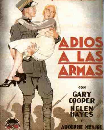Adiós a las armas (1932, Frank Borzage)