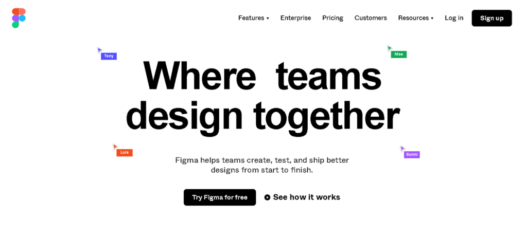 figma design content creation collaboration tool