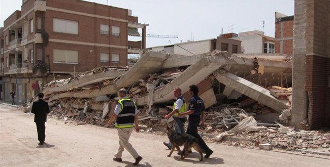 Los terremotos más grandes de la historia de España