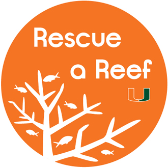 Image result for rescue a reef logo