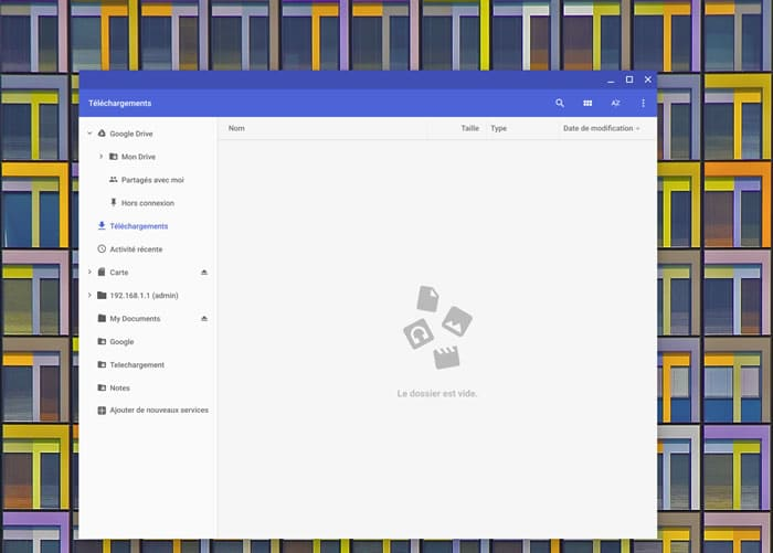 Augmenter gratuitement la mémoire de son Chromebook