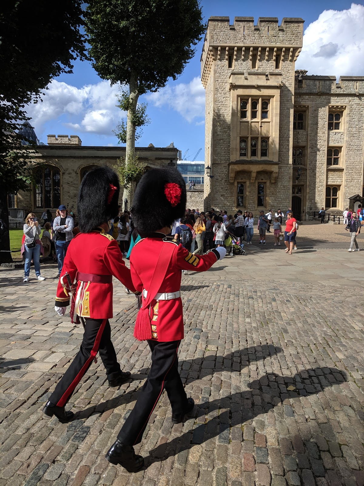 Meet Busbys and Beefeaters.
