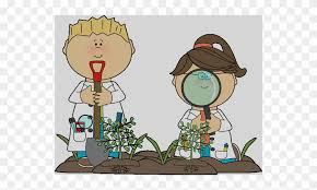 Science Clip Art Kid Scientist Clipart - Plants For Kids - Free ...