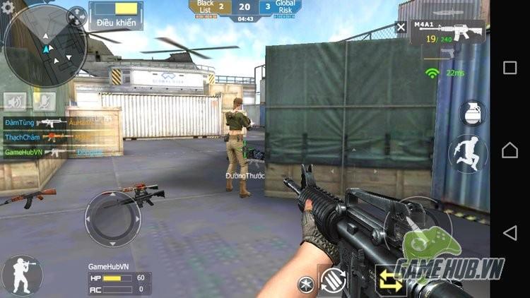 Bất ngờ lộ bộ cài Việt hóa của CF Mobile/Crossfire Legends