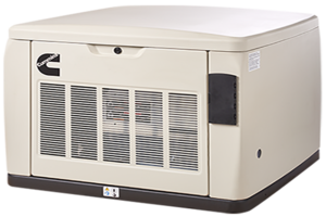 Quiet connect home standby Genset