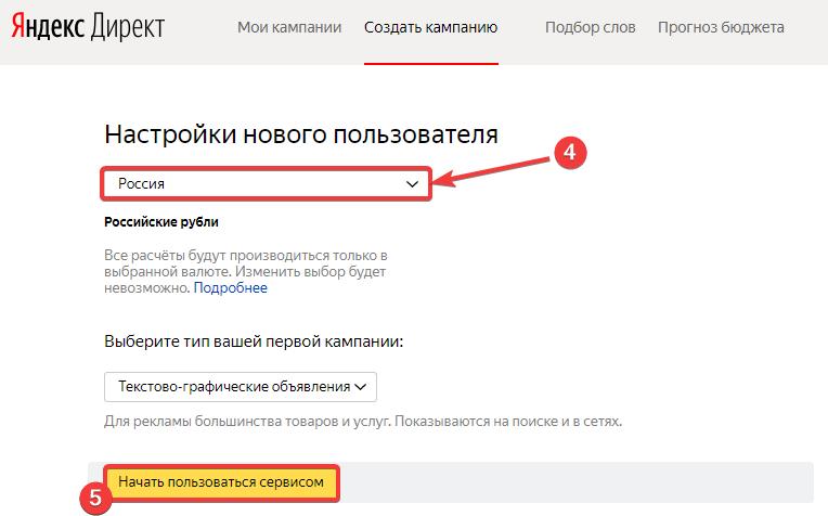 Яндекс директ ип регистрация сэс регистрация ип