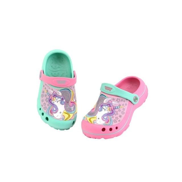 5. รองเท้ารัดส้นเด็ก BATA BBG Summer EVA Blown