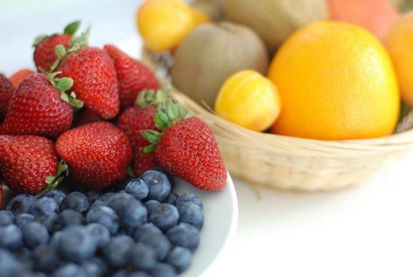 DII - fruits