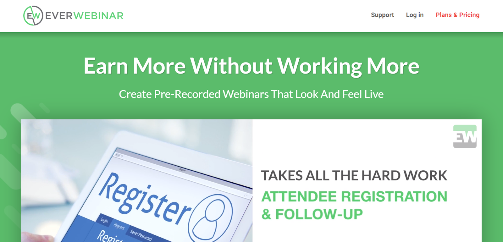 webinar lead generation tools